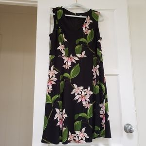 Tommy Hilfiger floral dress sz 16